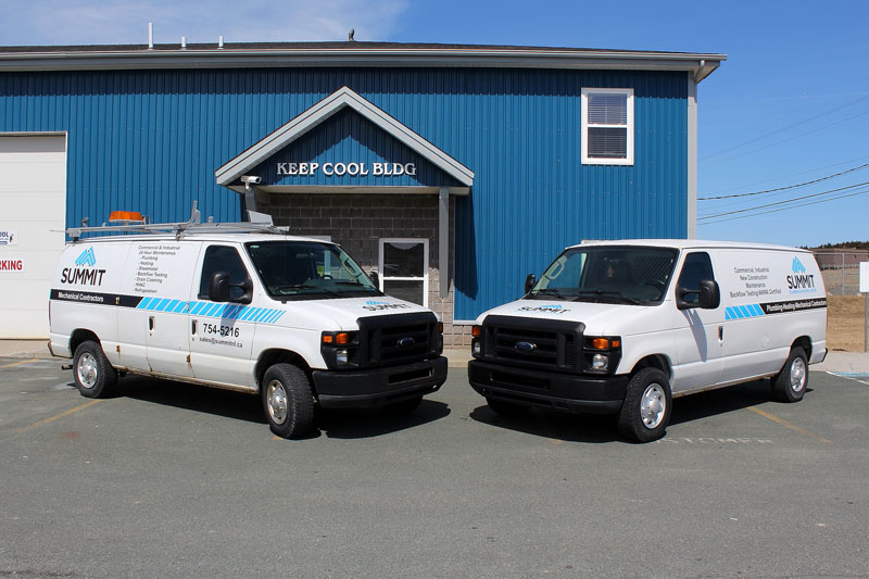 Summit Plumbing & Heating 24 Hour Service St. John's, NL